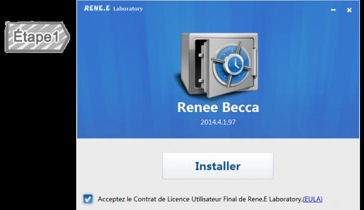 Installer Renee Becca