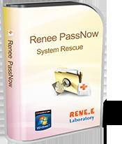 renee passnow--logiciel de sauvetage de système