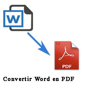 Convertir un fichier word en pdf avec microsoft word - Convertir fichier pdf en open office ...