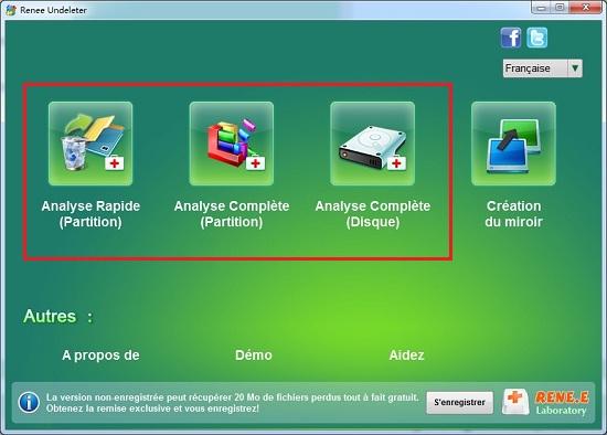 r u00e9cup u00e9rer des fichiers de la cl u00e9 usb format u00e9e par la demande du pc