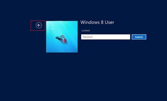 Renee PassNow--supprimer le mot de passe Windows 8