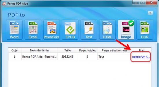 Tuto comment convertir un pdf en jpeg - Comment convertir un pdf en open office ...