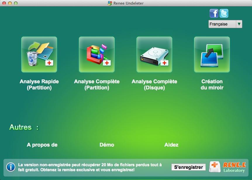 récupérer un fichier supprimé depuis la carte sd sur mac avec le logiciel gratuit