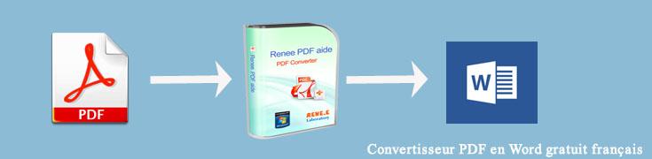 convertisseur pdf en word gratuit fran u00e7ais  u2013 renee pdf aide