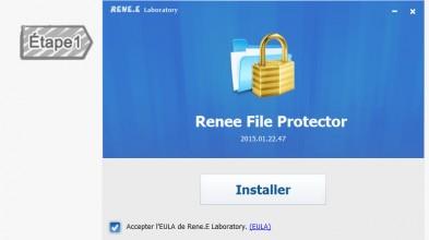 Installer Renee File Protector