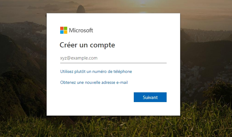 windows 8   comment cr u00e9er un compte microsoft