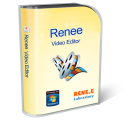 Renee Video Editor box