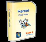 Renee Video Editor-Logiciel de montage de vidéo
