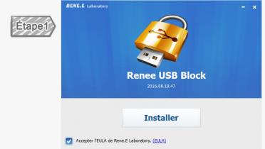 Installer Renee USB Block