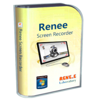 Renee Screen Recorder - Capturer l'écran de l'ordinateur