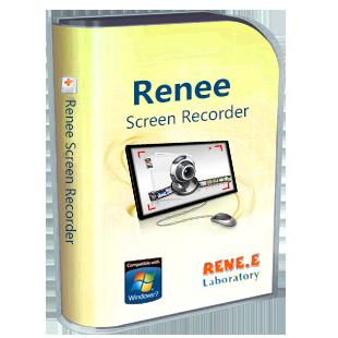 Renee Screen Recorder box