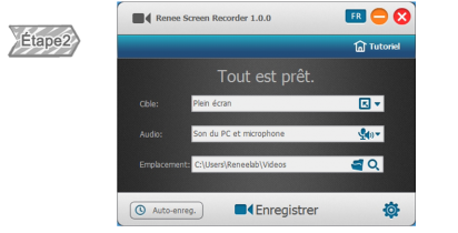 Lancer Renee Screen Recorder