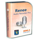 Renee Audio Recorder Pro box