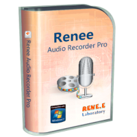 Enregistreur audio et son - Renee Audio Recorder Pro