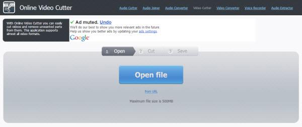 Top 5 meilleurs logiciels de d coupage vid o gratuits renee video editor - Logiciel couper video mac ...