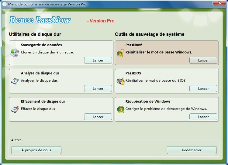 comment r u00e9cup u00e9rer le mot de passe windows 10 perdu