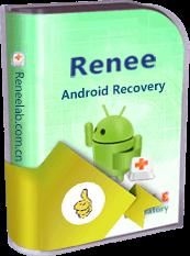 Logiciel de récupération de données d'Android - Renee Android Recovery