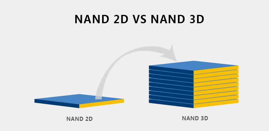 NAND 3D