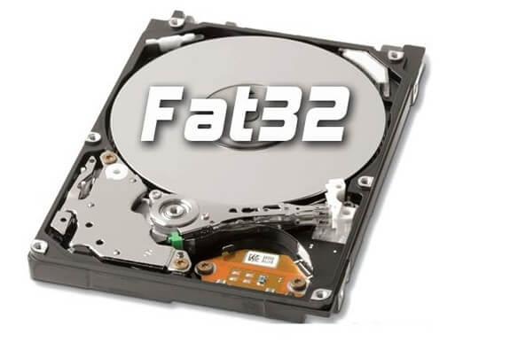 Système de fichiers FAT32-Renee Becca