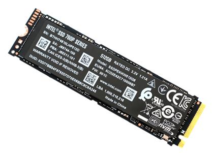 SSD Intel 760p - Renee Becca