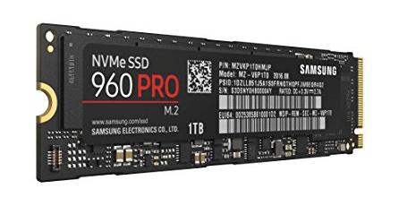 Samsung 960 Pro - Renee Becca