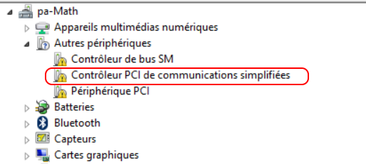 PCI COMMUNICATIONS DE SIMPLIFIÉES WINDOWS CONTROLEUR GRATUIT TÉLÉCHARGER 7