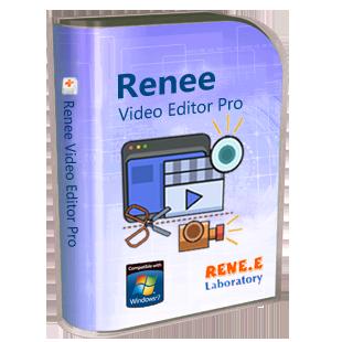 Renee Video Editor Pro Box