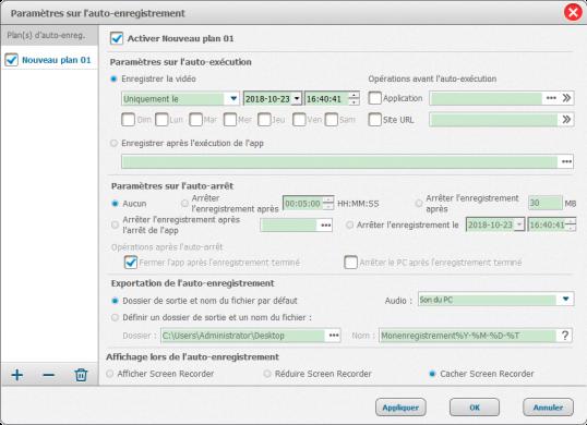 video editor pro - fonction d'enregistrement écran 3