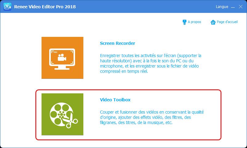 video editor pro-fonction de montage vidéo 1