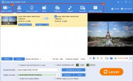 video editor pro-fonctions de montage