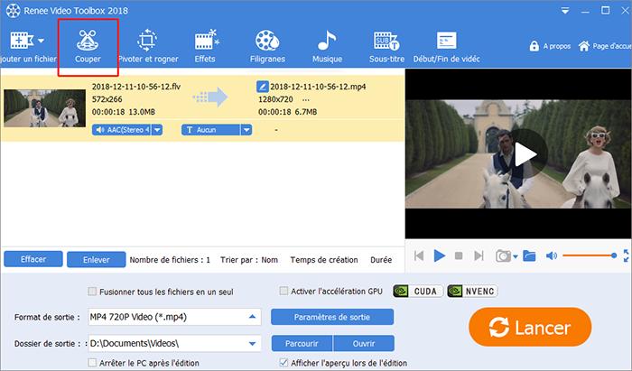 Quels sont les logiciels pour couper une vid o mp4 rene e laboratory - Logiciel couper une video ...