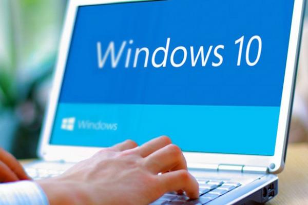 ordinateur de Windows 10