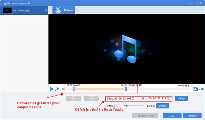 couper audio