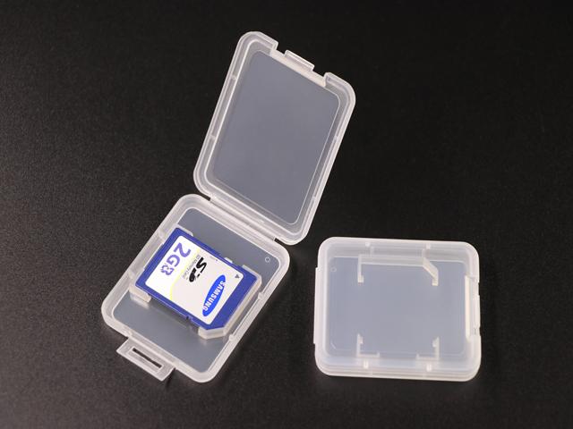 conserver la carte SD dans une boîte pour réparer la carte SD sans formater