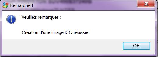 réussir à créer le fichier image pour la carte SD