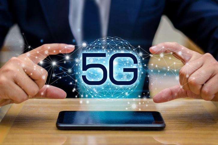 appliquer la technologie 5G sur le smartphone