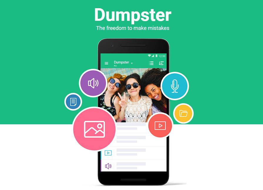 Récupérer les données de la carte SD via Dumpster