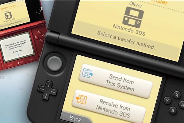recevoir les données depuis 3DS