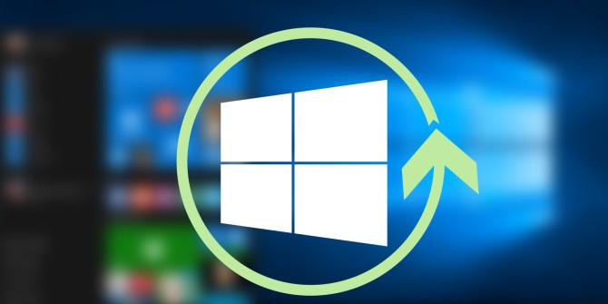 réinitialiser un pc Lenovo windows 10