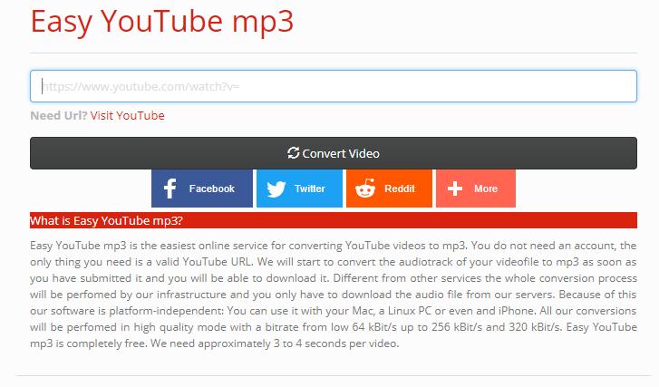 un convertisseur de fichier vidéo en ligne Easy