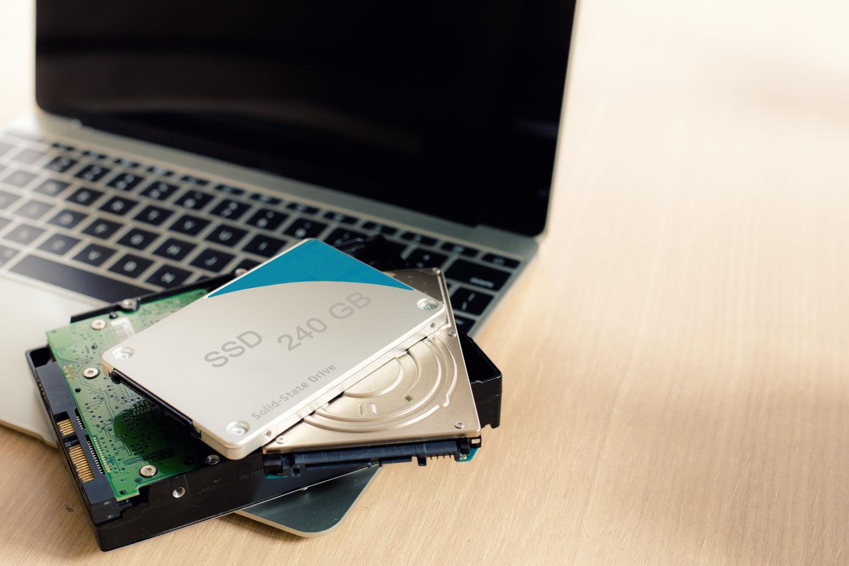 tester un SSD qui fonctionne lentement sur un ordinateur