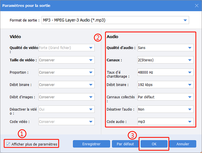 comment compresser un fichier audio efficacement