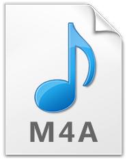 fichier m4a
