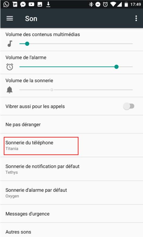 découvrez comment mettre une musique YouTube en sonnerie sur le téléphone Android
