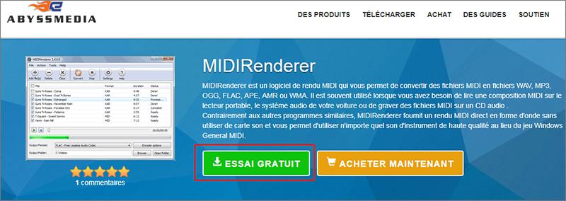 télécharger MIDIRender