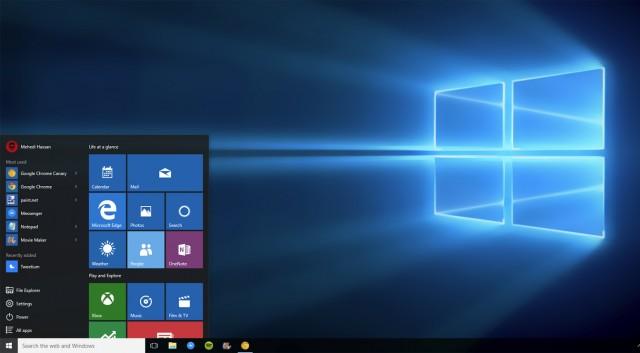 plus d'icône sur le Bureau Windows 10