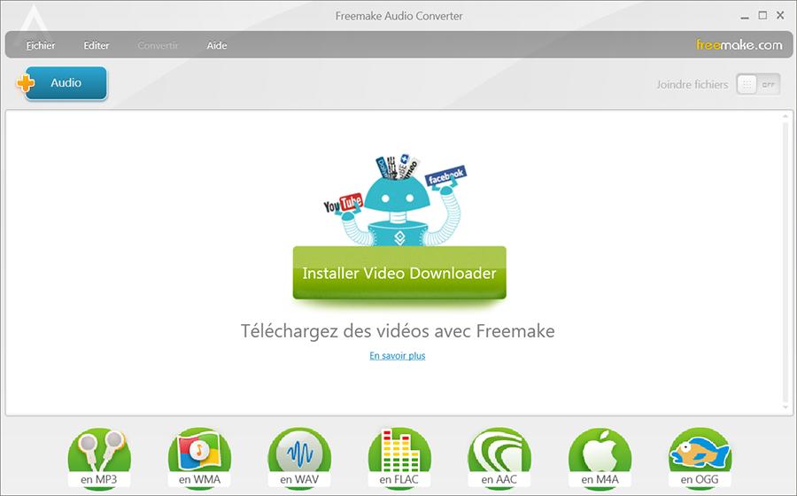 convertir le format de fichier avec Freemaker