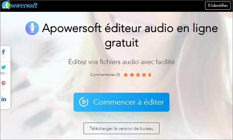 convertir mp3 en wma avec Apowersoft