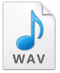 le format de fichier WAV