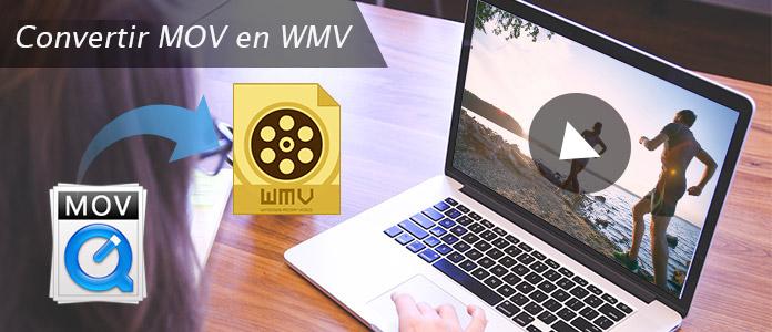 comment convertir mov en wmv